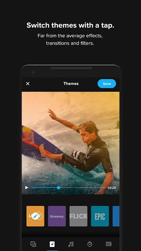GoPro: Quik Video   Photo Editor screenshot 5