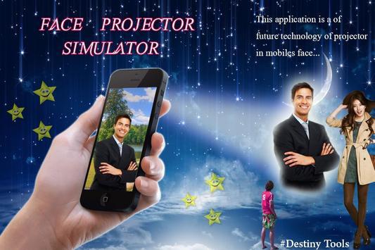 Face Projector Simulator screenshot 1
