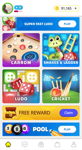 Hello Play : Made In India Gaming App स्क्रीनशॉट 8