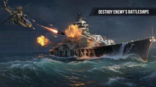 Army Gunship Helicopter Games 3D: Joycity Battle screenshot 16