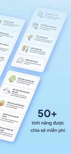 MonokaiToolkit - Super Toolkit for Facebook Users screenshot 2
