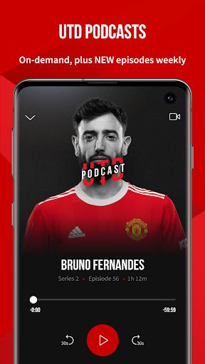 Manchester United Official App screenshot 8