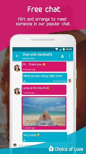 Free Dating & Flirt Chat - Choice of Love 3 تصوير الشاشة