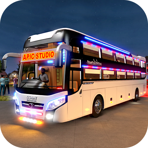 Impossible Bus Stunt Driving: Offraod Bus Driving icon