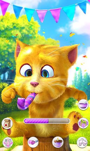 Talking Ginger 2 screenshot 2