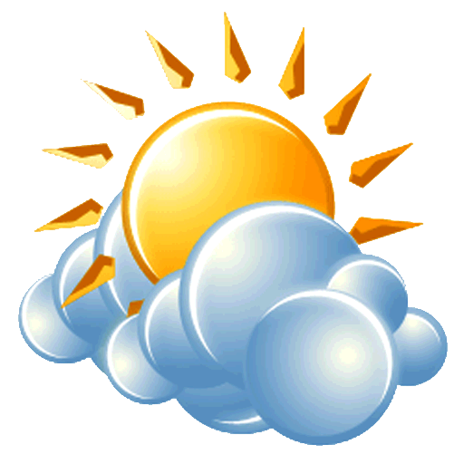Local weather icon