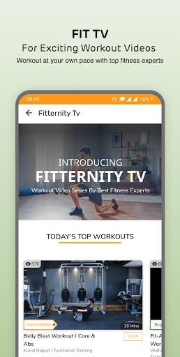 Fitternity - Health & Fitness App screenshot 6
