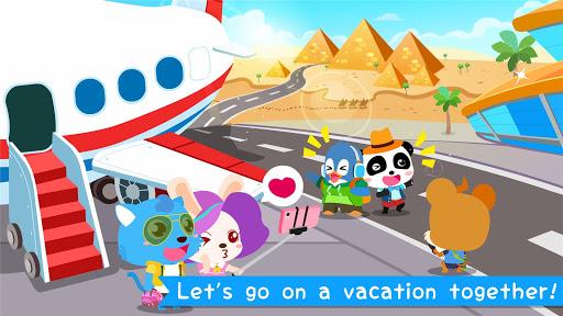 बेबी पांडा का एयरपोर्ट स्क्रीनशॉट 5