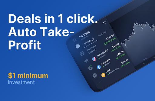 IQ Option – Online Investing Platform скриншот 2