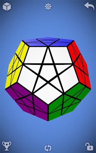 Magic Cube Puzzle 3D 19 تصوير الشاشة