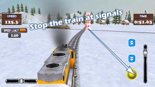 Train Simulator Driver 4 تصوير الشاشة