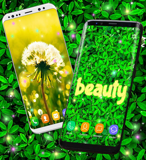 Live Wallpaper for Samsung ⭐ Spring HD Wallpapers screenshot 6