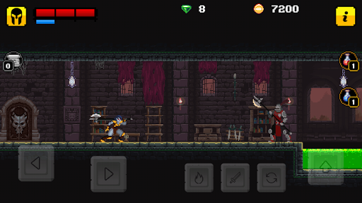 Dark Rage - Action RPG screenshot 2