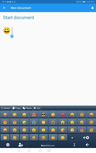 Farsi Keyboard screenshot 12
