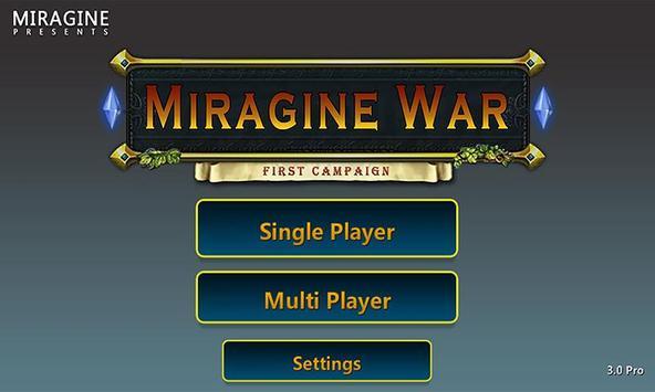 Miragine War Free screenshot 1