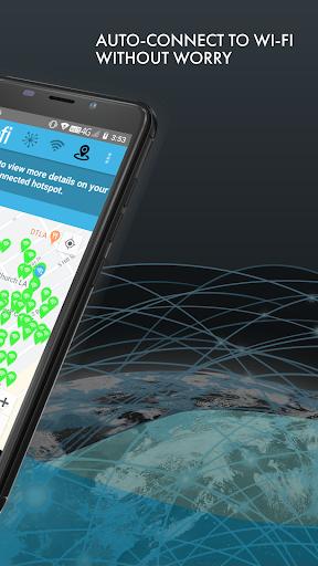 Find Wi-Fi - Automatically Connect to Free Wi-Fi screenshot 2