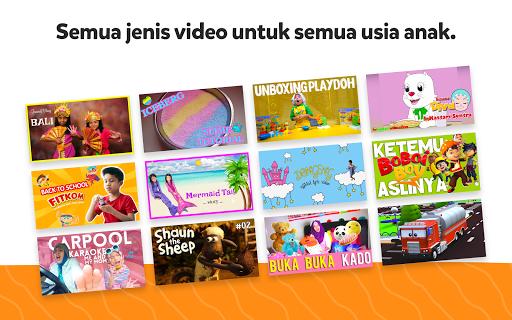 YouTube Kids screenshot 12