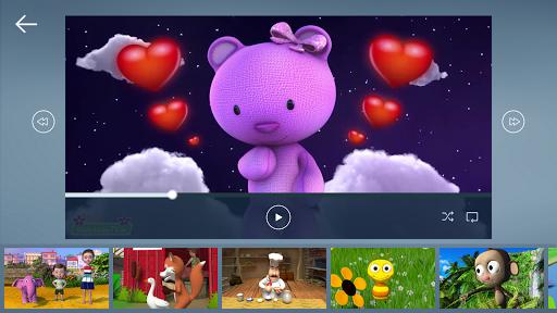 Kinderlieder TV 3 تصوير الشاشة