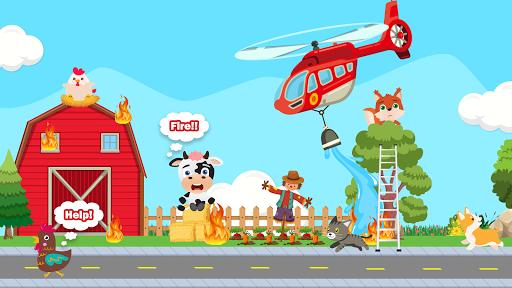 Fireman for Kids screenshot 2