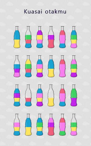 Water Sort Puz: Game Menyortir Puzzle Warna Cair screenshot 17