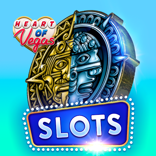 Slots: Heart of Vegas™ – Free Casino Slots Games أيقونة