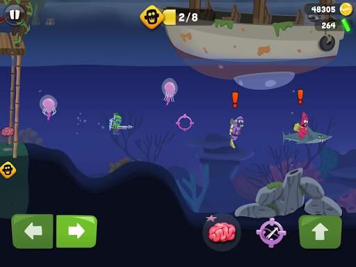 Zombie Catchers ? скриншот 8
