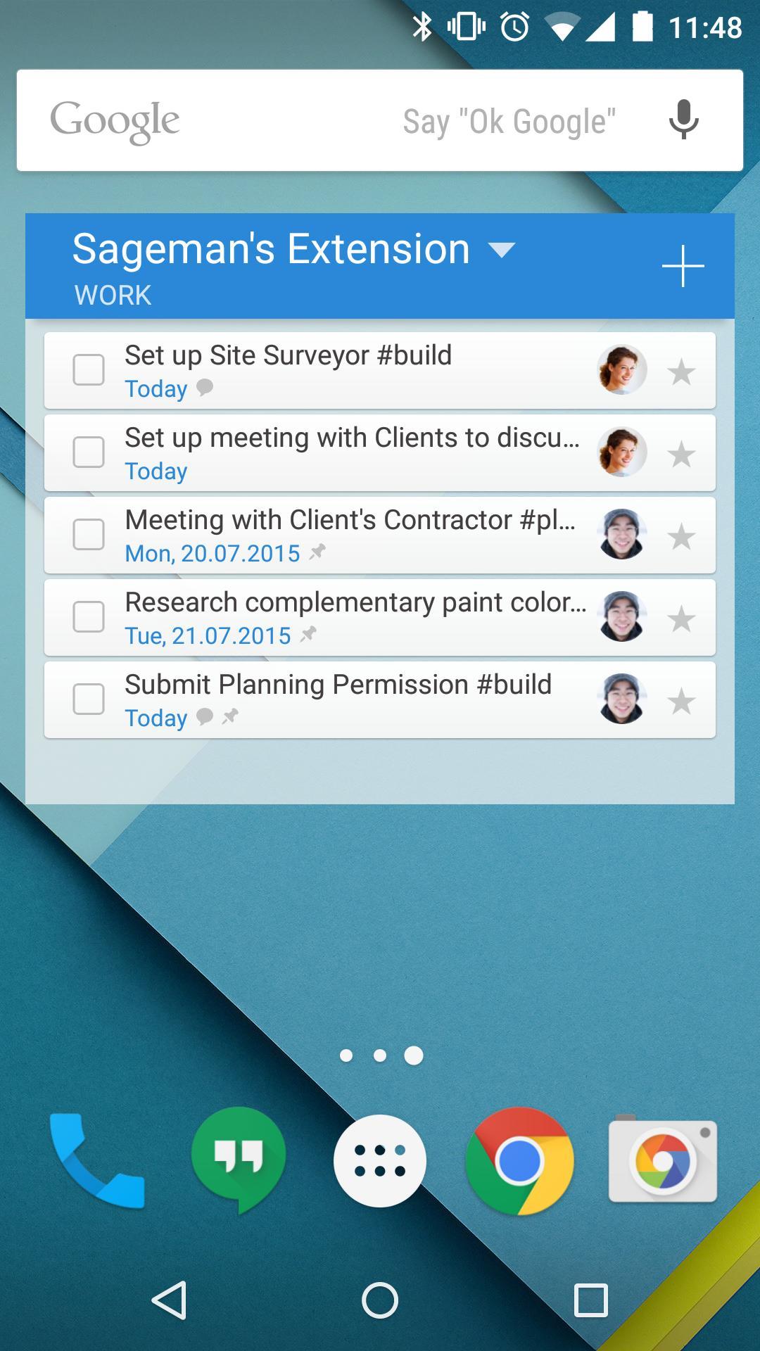 Wunderlist: To-Do List & Tasks 6 تصوير الشاشة