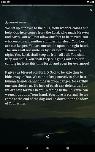 Daily Prayer Guide screenshot 14