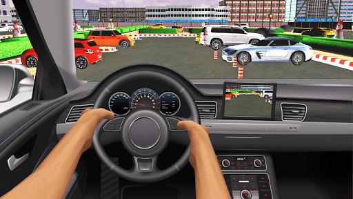 Prado Car Driving games 2020 - Free Car Games screenshot 2