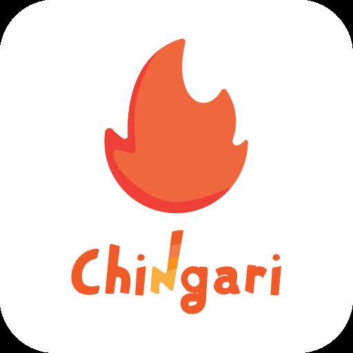 Chingari - Original Indian Short Video App أيقونة