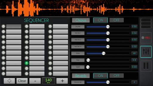 DubStep Music Creator– Rhythm Machine & Beat Maker screenshot 4