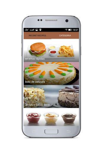 Receitas Fáceis - Receitas Simples e Deliciosas screenshot 4