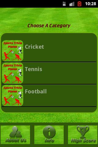 Sports Trivia Planet 2 تصوير الشاشة