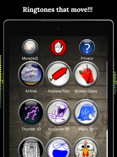 3D Ringtones 4D screenshot 7
