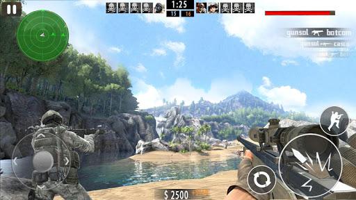 Mountain Sniper Shoot 1 تصوير الشاشة