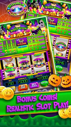 Halloween Candy Vegas Slots Mega Slot Machine FREE screenshot 8