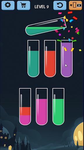 Water Color Sort screenshot 1