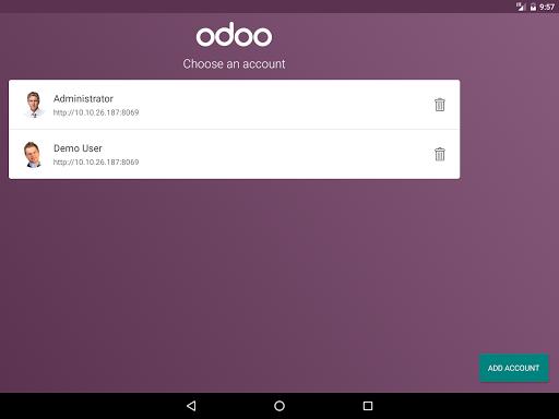 Odoo screenshot 11