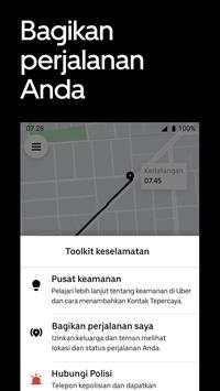 Uber screenshot 5