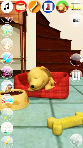 甘い話す子犬:おかしい犬 - Pet Games Free screenshot 8