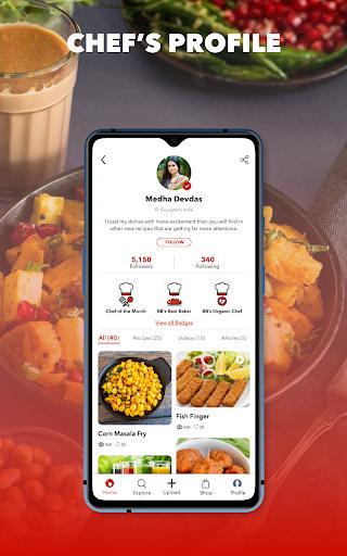 BetterButter - Recipes, Diet Plan & Health Tips screenshot 7