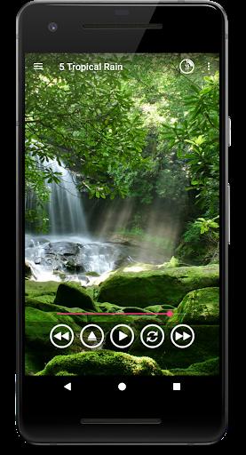 Rain Sounds - Sleep & Relax screenshot 5