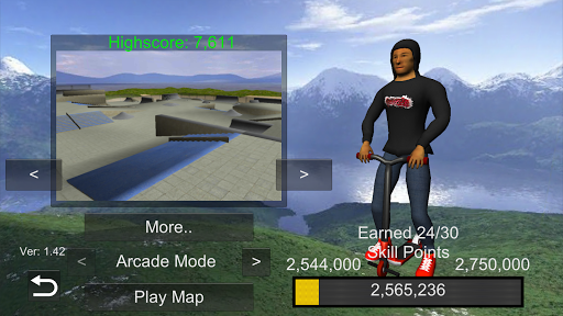 Scooter Freestyle Extreme 3D 7 تصوير الشاشة