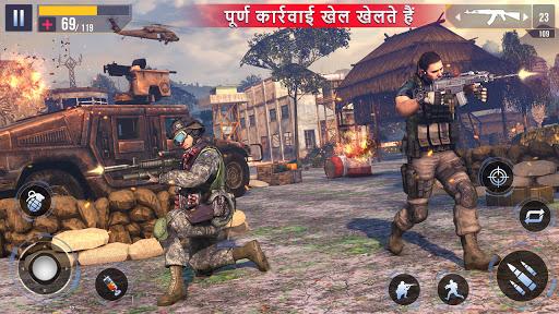 एफपीएस पीपीवी ऑफ़लाइन और ऑनलाइन मुफ्त शूटिंग खेल स्क्रीनशॉट 4