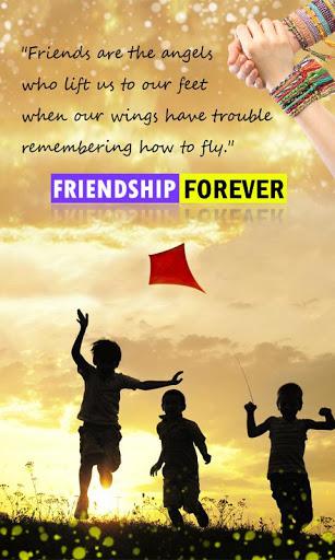 Friendship Picture Quotes 2 تصوير الشاشة