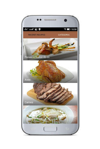 Receitas Fáceis - Receitas Simples e Deliciosas screenshot 5