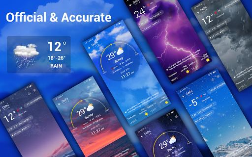 Weather Forecast screenshot 9