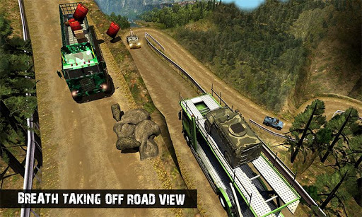 OffRoad US Army Transport Simulator 2020 screenshot 7