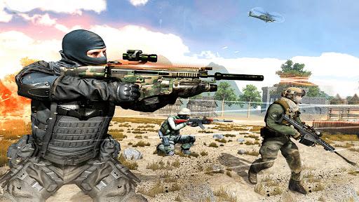 Gun Strike: FPS Strike Mission- Fun Shooting Game screenshot 2