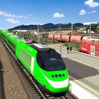 เมือง รถไฟ คนขับรถ จำลอง 2019 รถไฟ เกม on APKTom